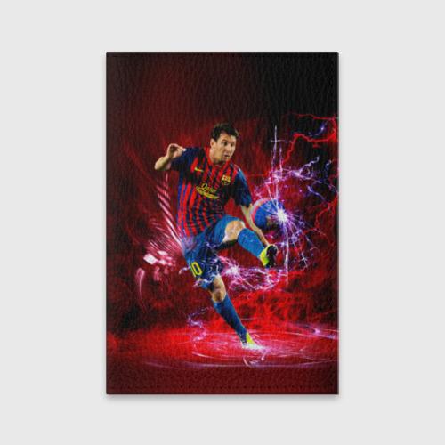 Обложка для паспорта матовая кожа  Фото 01, Messi