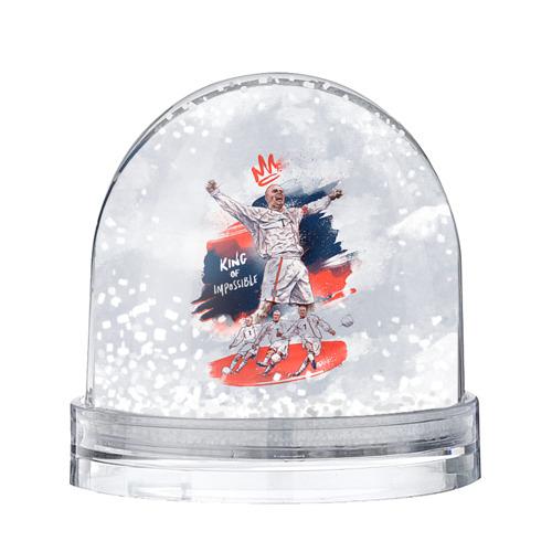Водяной шар со снегом Beckham