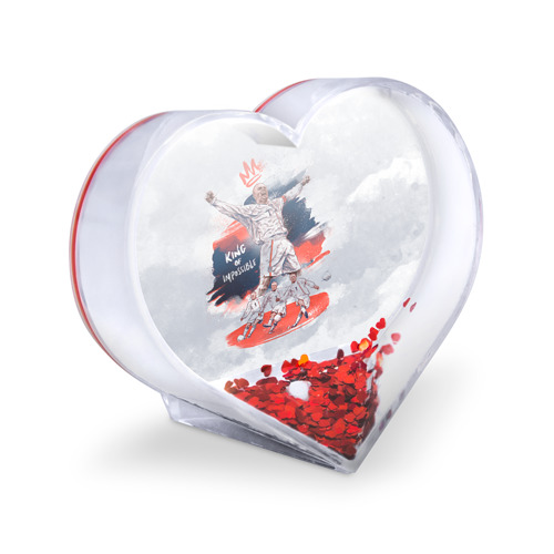 Сувенир Сердце  Фото 03, Beckham