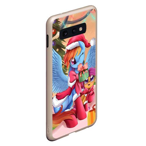 Чехол для Samsung S10E My Little Pony Фото 01