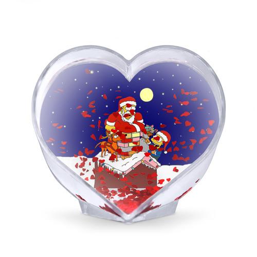 Сувенир Сердце  Фото 02, Новый год у Симпоснов