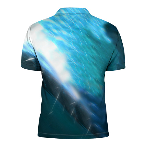 Мужская рубашка поло 3D  Фото 02, Flash New Year