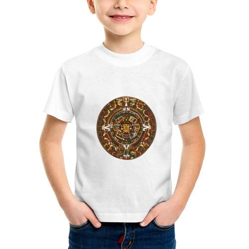 Детская футболка синтетическая Maya