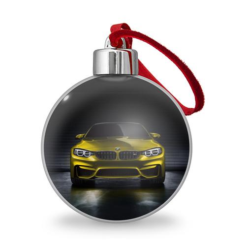 Ёлочный шар BMW M4 Concept Фото 01