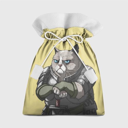 Подарочный 3D мешок Кот