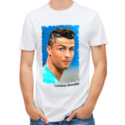 Футболка криштиану роналдо