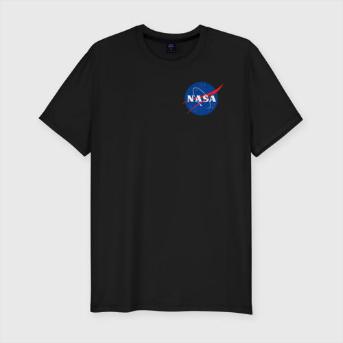 Мужская футболка премиум NASA Фото 01