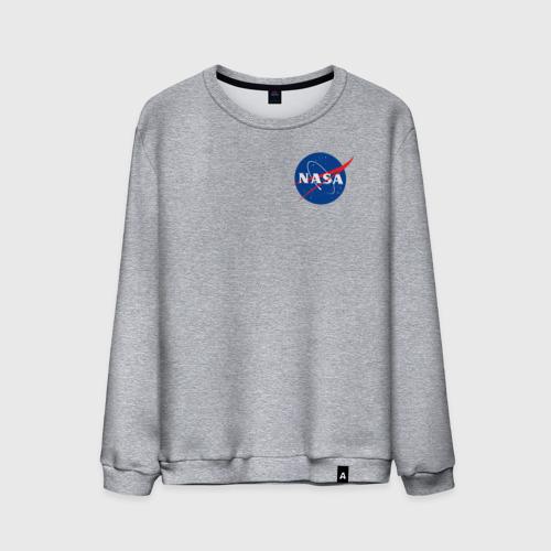 Мужской свитшот хлопок NASA Фото 01