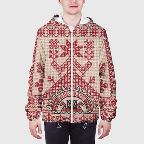 Мужская куртка 3D  Фото 04, Вышивка