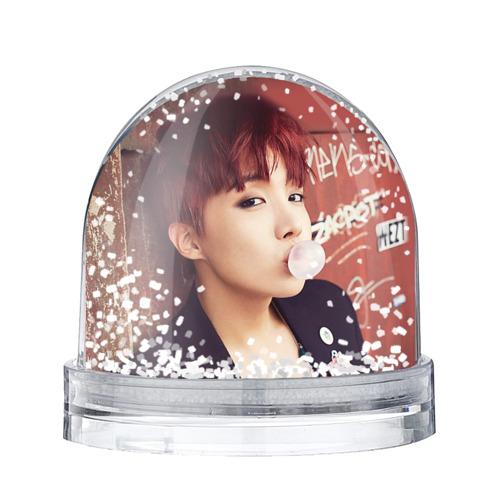 Водяной шар со снегом Джей-Хоуп