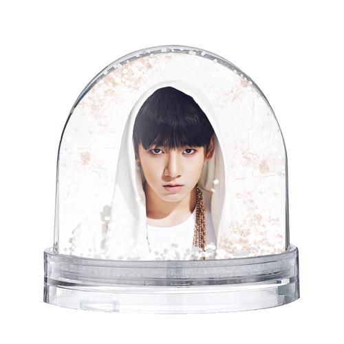 Водяной шар со снегом Jeon Jung Kook