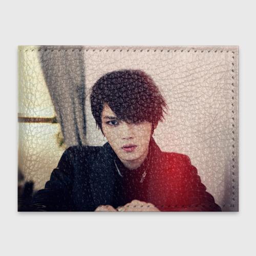Обложка для студенческого билета  Фото 01, Kim JaeJoong