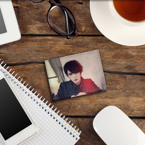 Обложка для студенческого билета  Фото 03, Kim JaeJoong