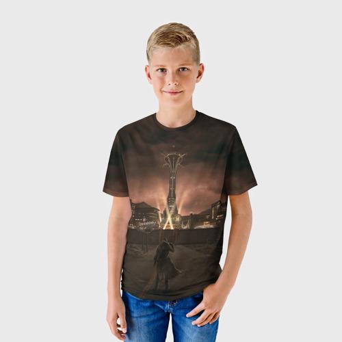 Детская футболка 3D  Фото 01, Fallout: New Vegas