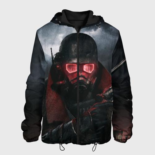 Мужская куртка 3D