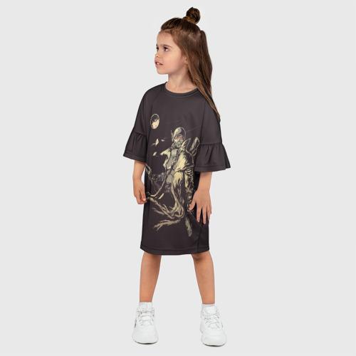 Детское платье 3D  Фото 03, Рейнджер-ветеран НКР