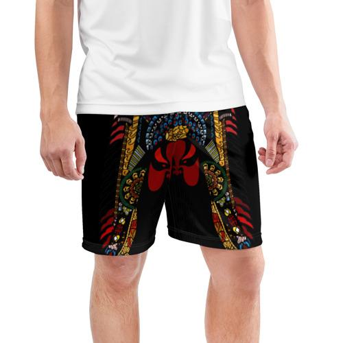 Мужские шорты 3D спортивные  Фото 03, D3