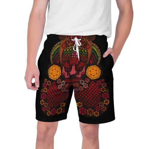 Мужские шорты 3D D4