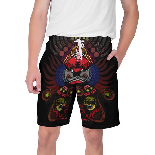 Мужские шорты 3D D6