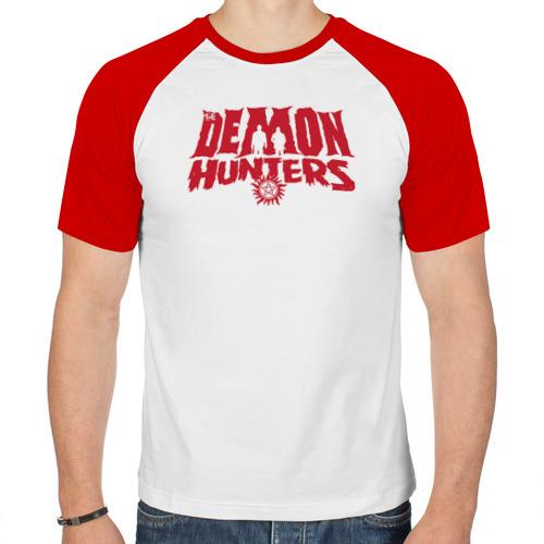 Мужская футболка реглан  Фото 01, The Demon Hunters