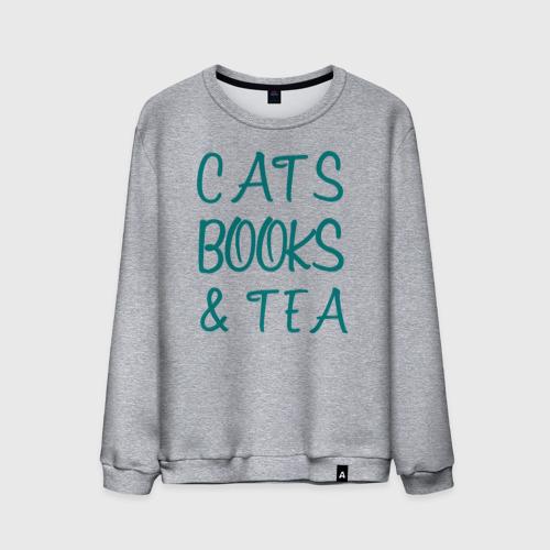 CATS, BOOKS & TEA