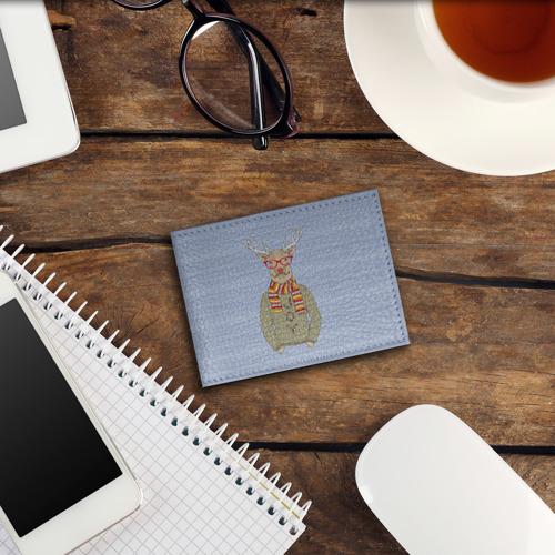 Обложка для студенческого билета  Фото 03, Олень