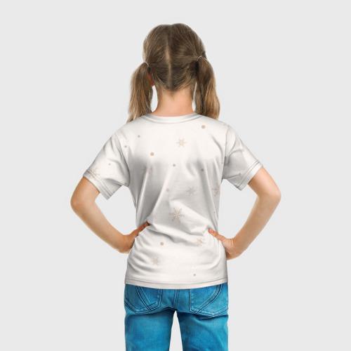 Детская футболка 3D Пингвин с шариком Фото 01