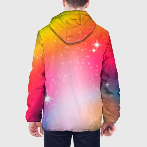 Мужская куртка 3D Лиса Фото 01