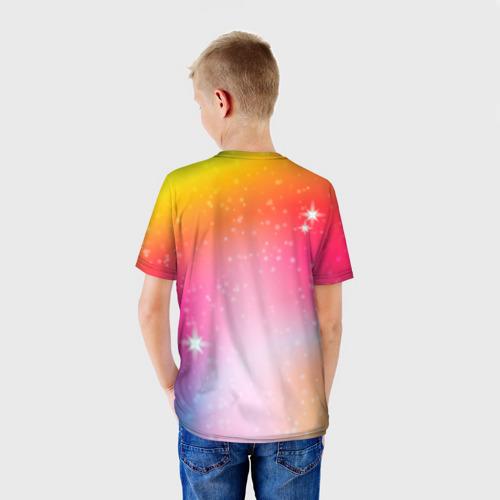 Детская футболка 3D 'Лиса'