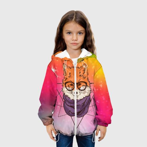 Детская куртка 3D Лиса Фото 01