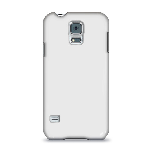 Чехол 3D для Samsung Galaxy S5 Санта хипстер от Всемайки