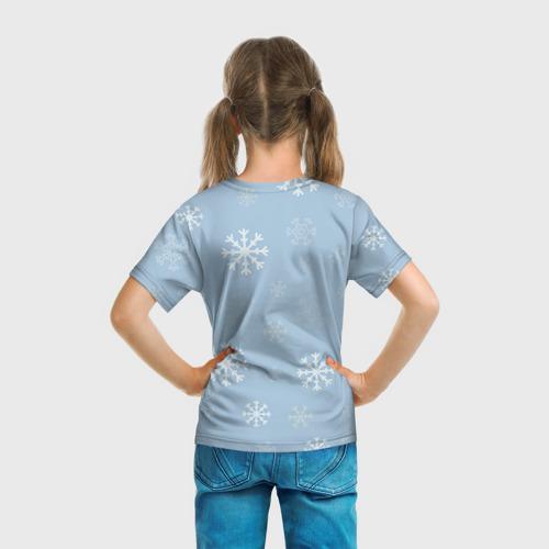 Детская футболка 3D Олень Фото 01