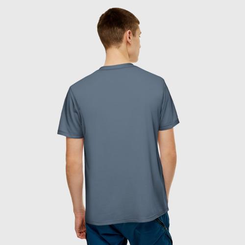 Мужская футболка 3D  Фото 02, Щука