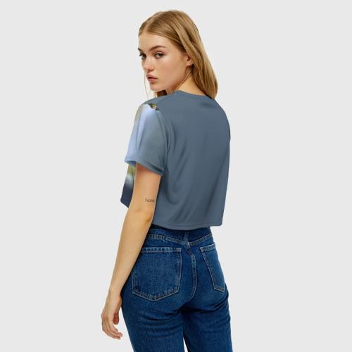 Женская футболка Cropp-top Щука Фото 01