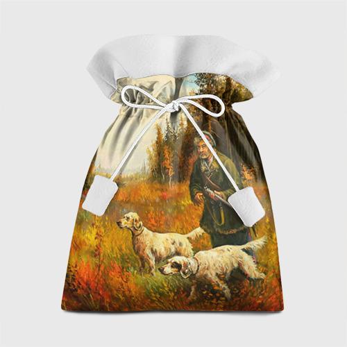 Подарочный 3D мешок Охота