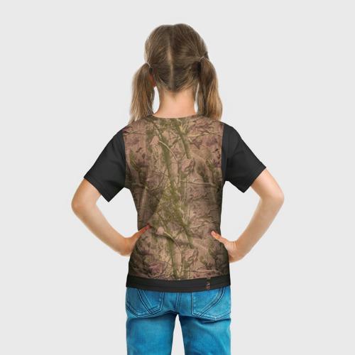 Детская футболка 3D  Фото 04, Жилетка охотника