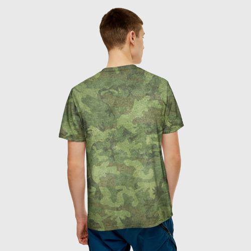 Мужская футболка 3D  Фото 02, Охота и рыбалка