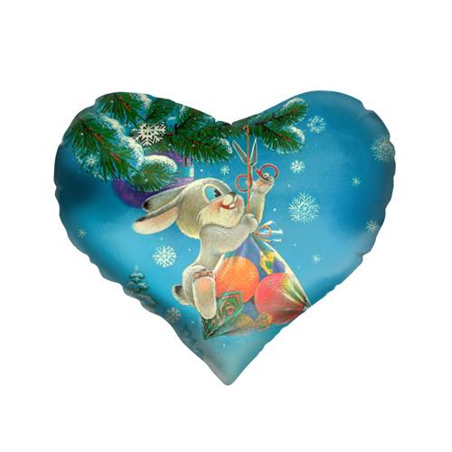 Заяц с подарком