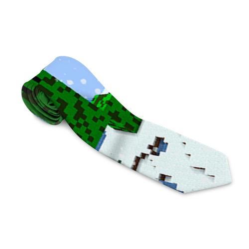 Галстук 3D  Фото 01, Minecraft