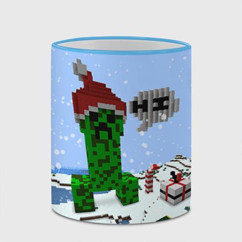 Кружка с полной запечаткой  Фото 03, Minecraft