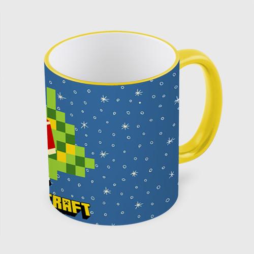 Кружка с полной запечаткой  Фото 01, Minecraft