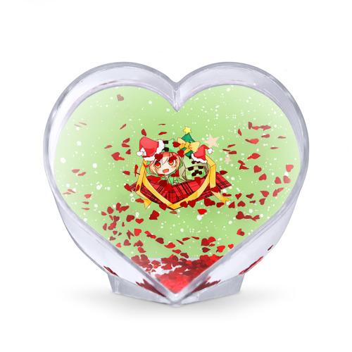Сувенир Сердце  Фото 02, Minecraft