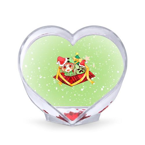 Сувенир Сердце  Фото 01, Minecraft