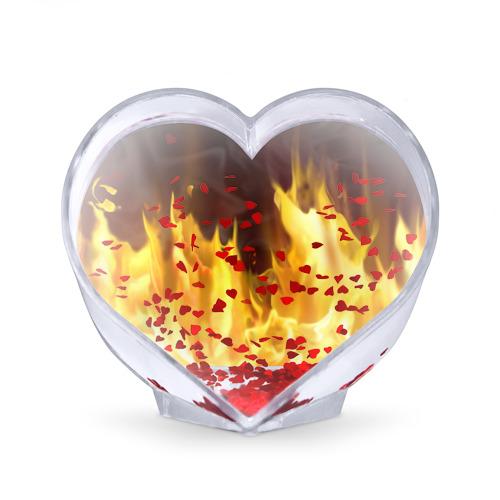 Сувенир Сердце  Фото 02, Огонь