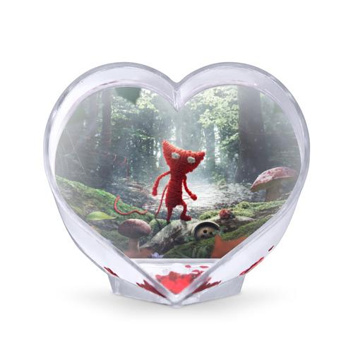 Сувенир Сердце  Фото 01, Unravel