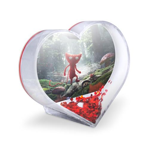 Сувенир Сердце  Фото 03, Unravel