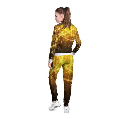 Женская олимпийка 3D  Фото 04, Зимняя сказка