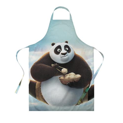 Фартук 3D Кунг фу панда