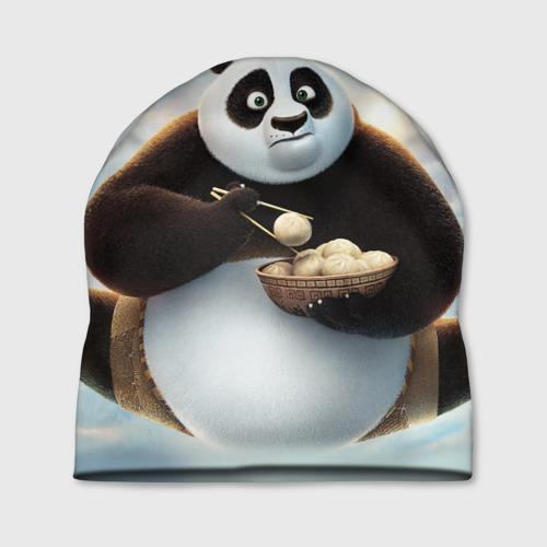 Шапка 3D Кунг фу панда