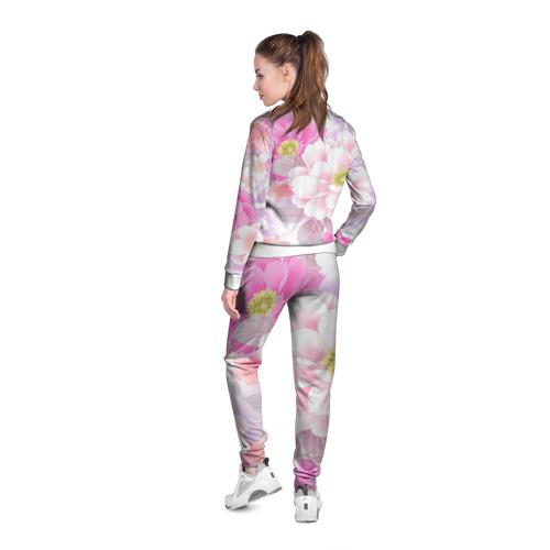 Женская олимпийка 3D  Фото 04, Цветы